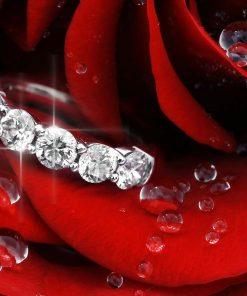 טבעות יהלום