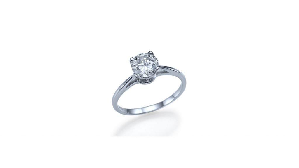 טבעת אירוסין עד 1500 שקל