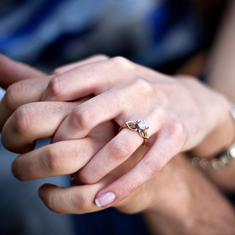 מחיר טבעת אירוסין