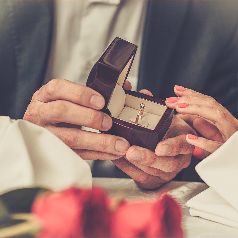 הצעת נישואין מיוחדת