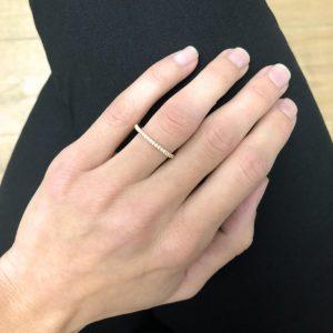 טבעות נישואין מעוצבות לאישה