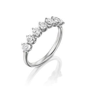 מבריק כמה עולה טבעת אירוסין? - לויס תכשיטים | טבעות אירוסין | טבעות נישואין VX-04