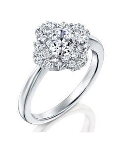 טבעת אירוסין וינטאג