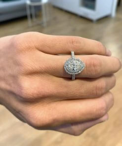 טבעת יהלום טורי